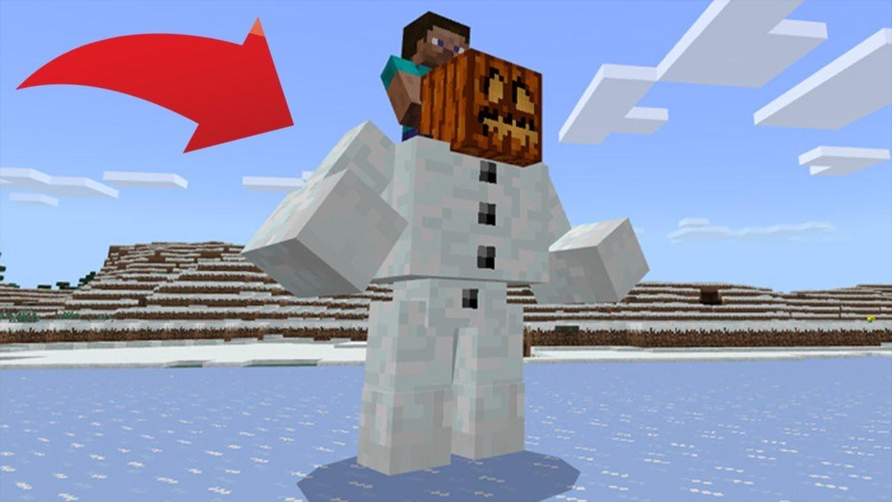 Minecraft Golem